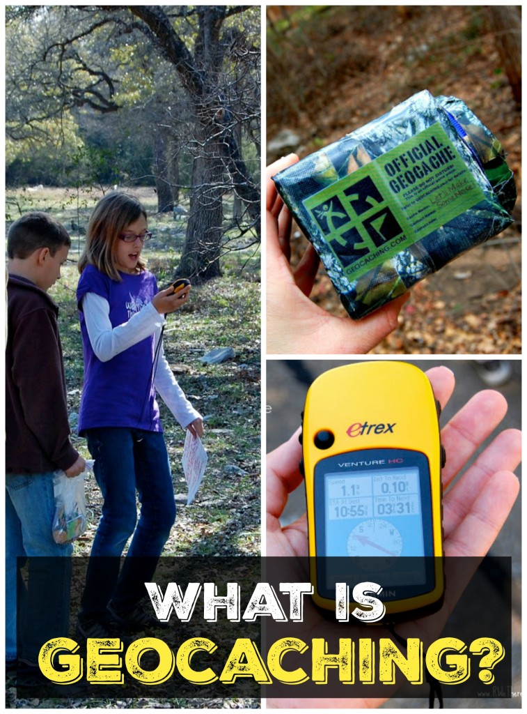 What is Geocaching