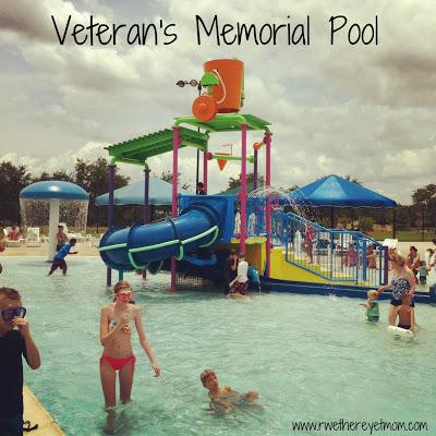 Veteran 39 S Memorial Pool Cedar Park Texas R We There Yet Mom