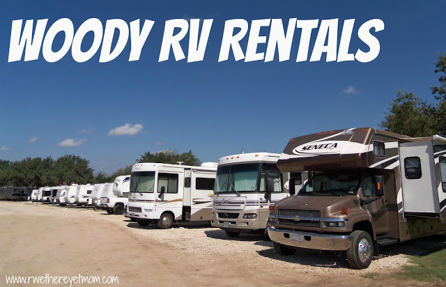 Woody rv rentals austin tx r we there yet mom for Motor home rentals dallas