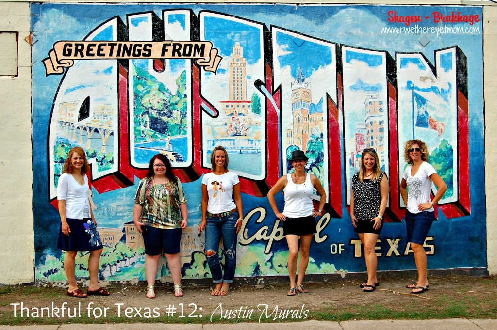 Friday daydreamin 39 thankful for texas 10 16 r we there for Austin mural tour