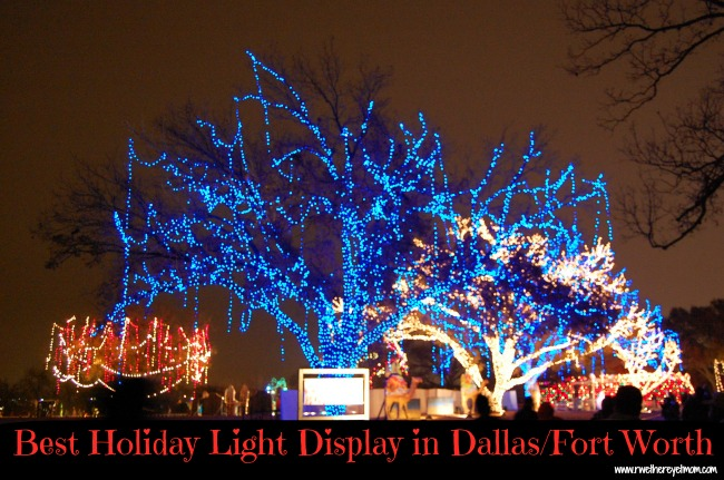 bring on the holiday light displays here is your list of the best holiday lights in dallasfort worth for this year