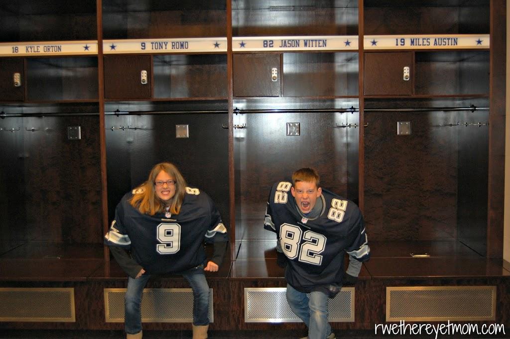 Cowboys Stadium Tour