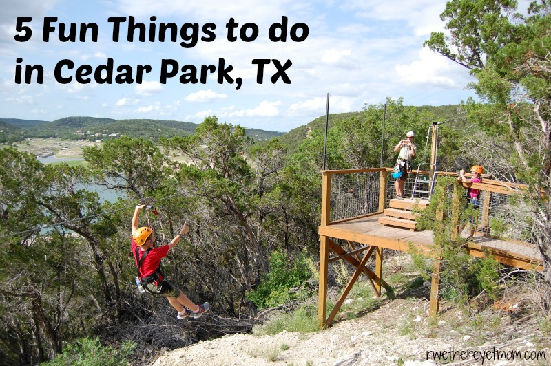 5 Fun Things To Do In Cedar Park Texas R We There Yet Mom