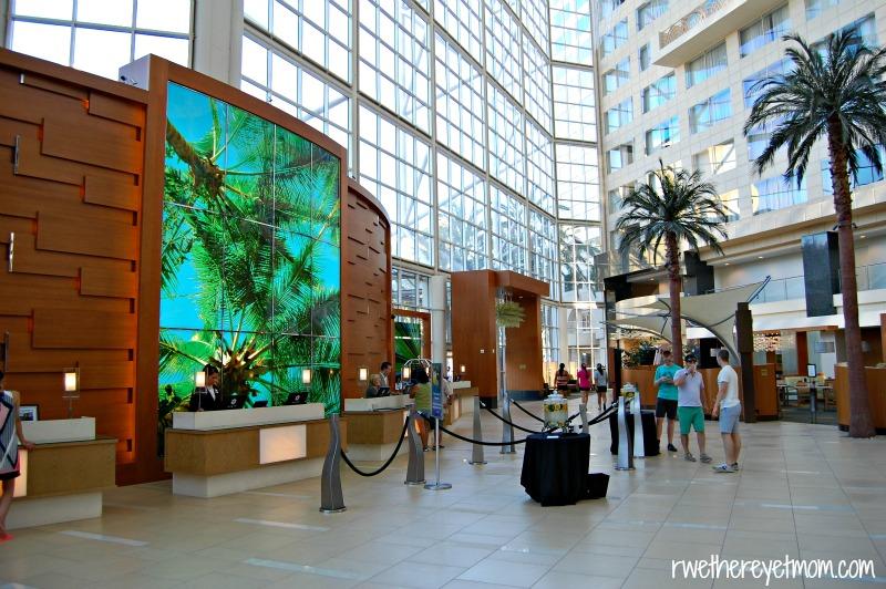 Image Gallery Hyatt Anaheim