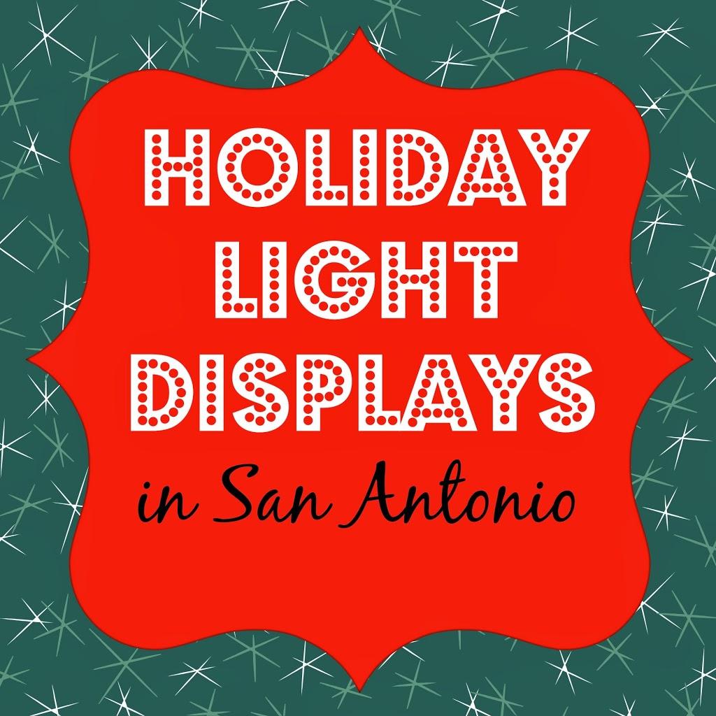 Holiday Lights San Antonio