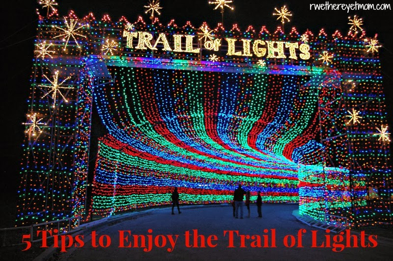 I Love The Tradition That The City Of Austin Has Created With The Amazing  Trail Of Lights At Zilker Park. And I Was SO Very Happy To See Them Brought  Back ...