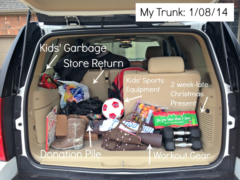 What\'s in Your Trunk?: A Trunk Junk Instagram Contest - R We There ...