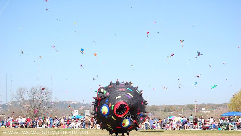 Zilker Kite Festival
