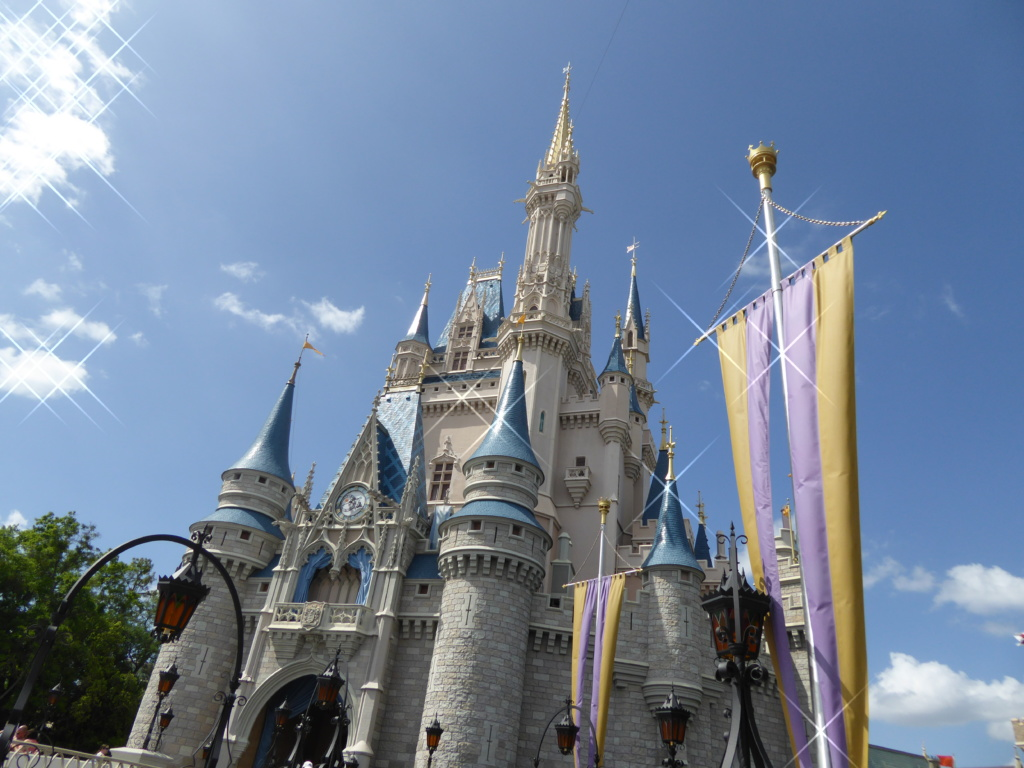 Multi-Generational Trip to Disney Parks
