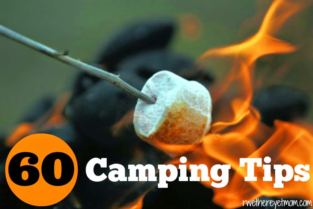 60 Camping Tips for Beginners