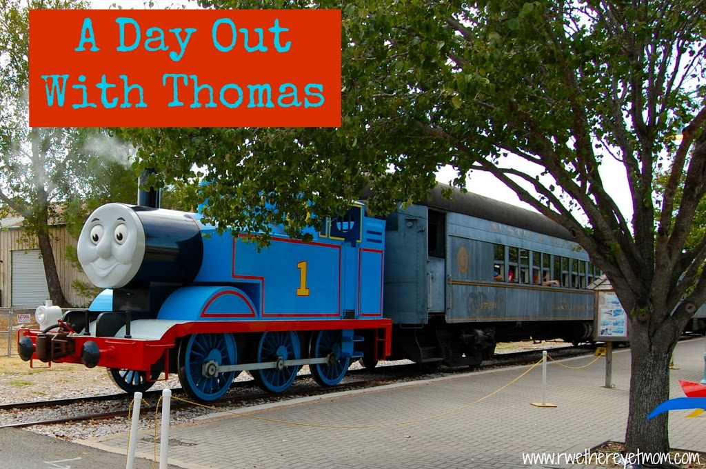 Thomas the Train in Burnet, TX