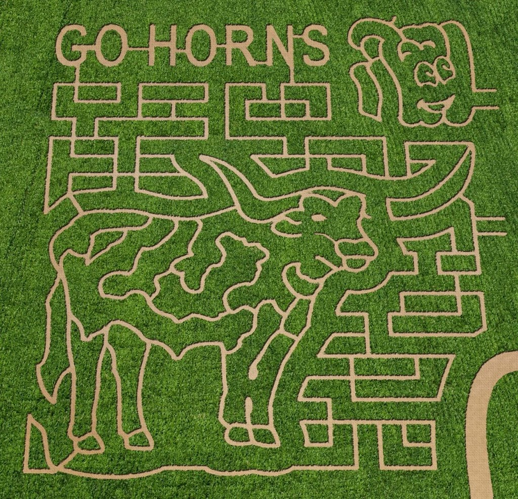 Top 6 Texas Corn Mazes 2014 - R We There Yet Mom?