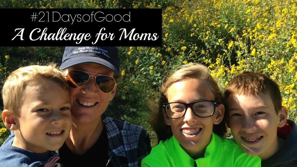 21daysforgood challenge
