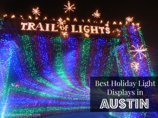 Best Holiday Light Displays in Austin: 2015