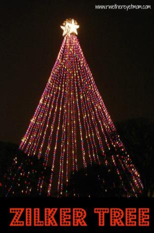 Zilker Holiday Tree in Austin, TX: Nov 29-Dec 31, 2015