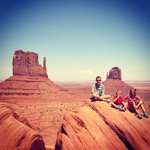Exploring Monument Valley had to have been one of the best times of #AdventureTravel #TMOM #ColoradoSprings