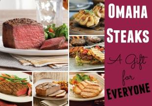 Omaha Steaks Gifts