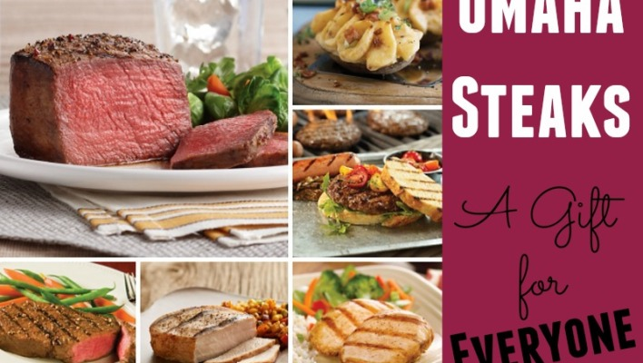 Omaha Steaks: A Gift for Everyone