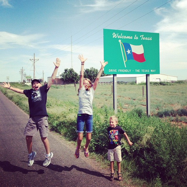 One reason I travel with my kids is to show them that the #SkyIsTheLimit Have you entered to win a prize from @travelingmom and #coloradosprings @visitcos Today is the last day! Check it out at travelingmom.com