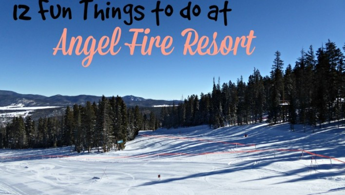 12 Fun Things to do at Angel Fire Resort, New Mexico