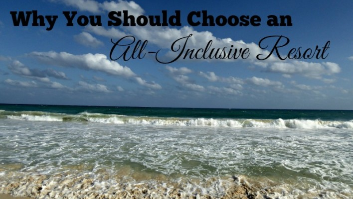 Why You Should Choose an All Inclusive Resort: Twitter Party & Giveaway