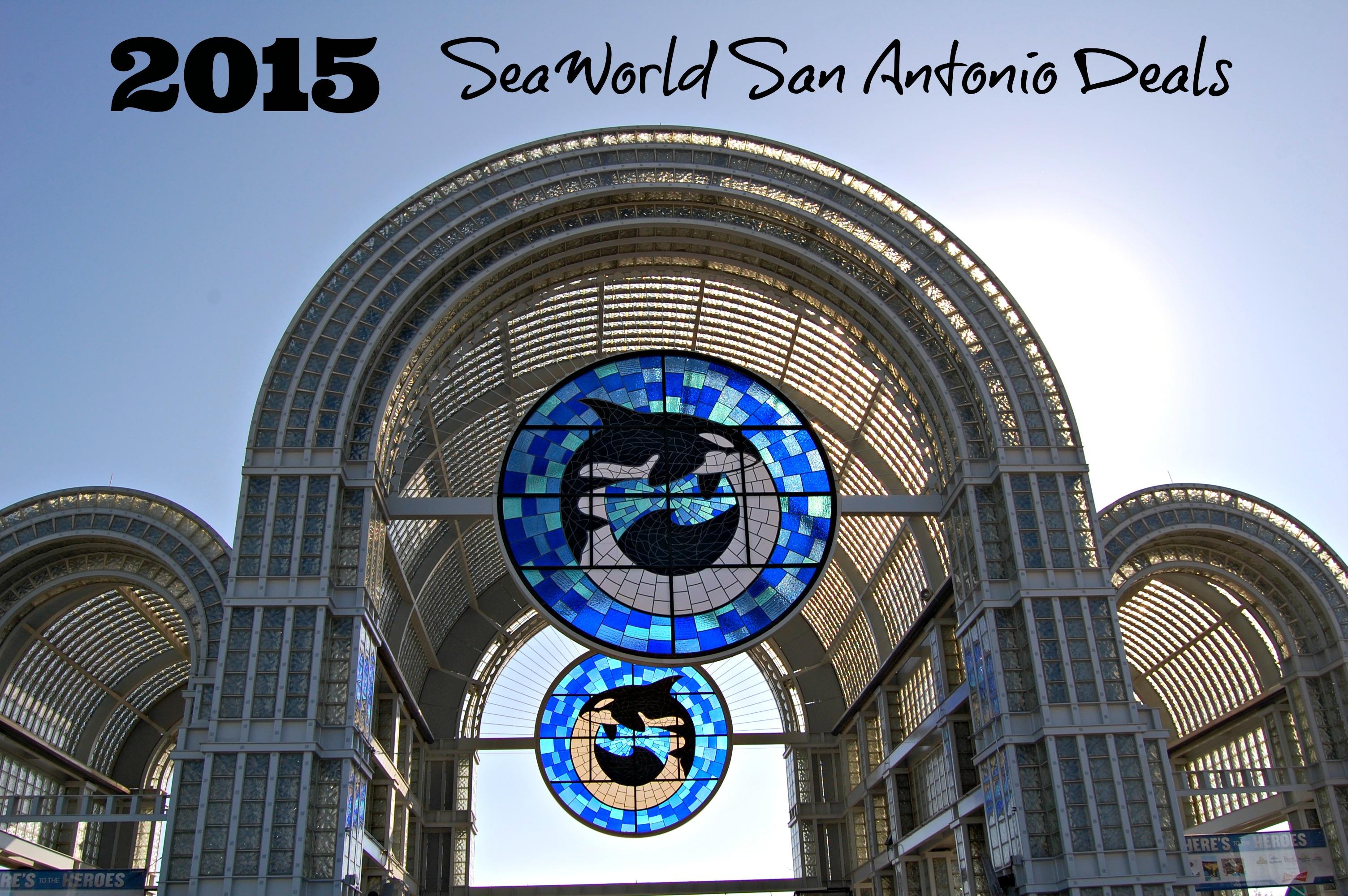 Seaworld deals seaworld san antonio