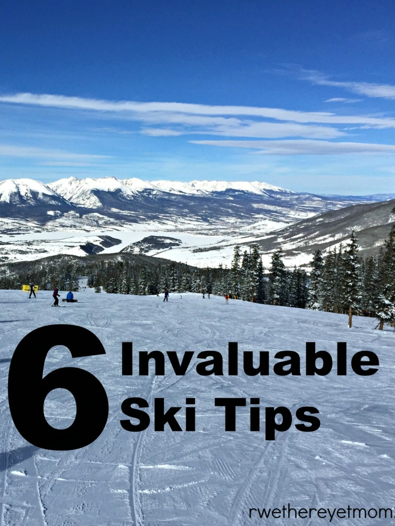 6 Invaluable Ski Tips for Everyone!