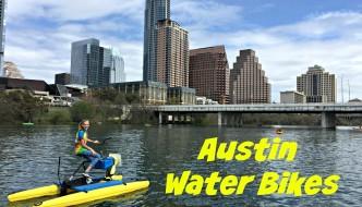Austin Water Bikes – Austin, Texas