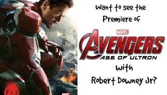 Avengers premiere