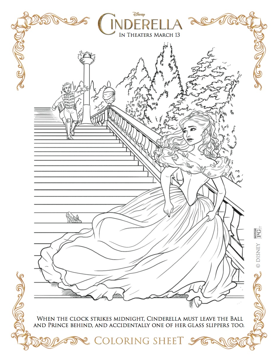 disney coloring pages activities - photo#17