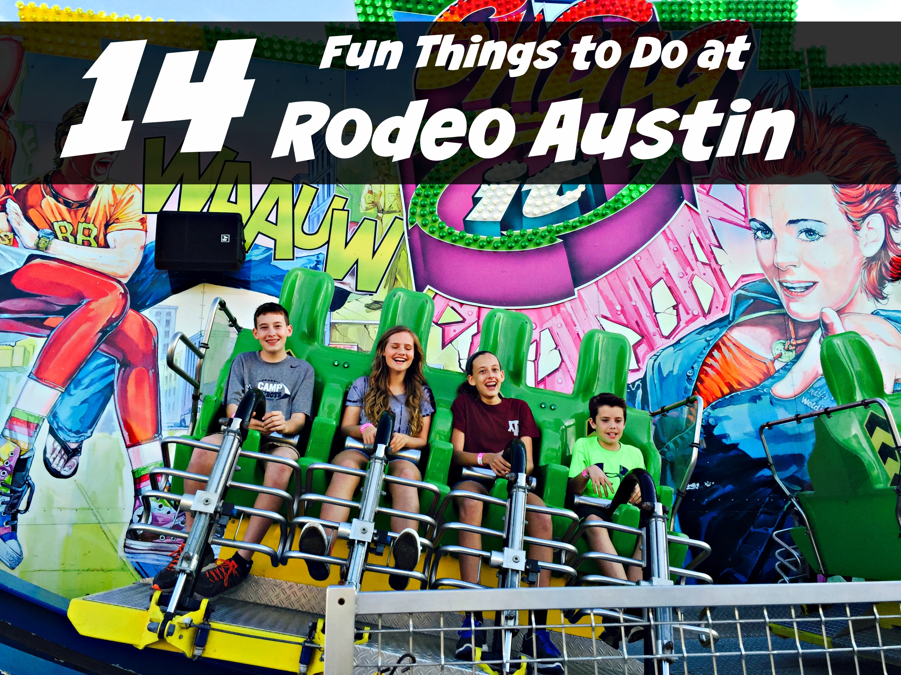 Fun Things Rodeo Austin