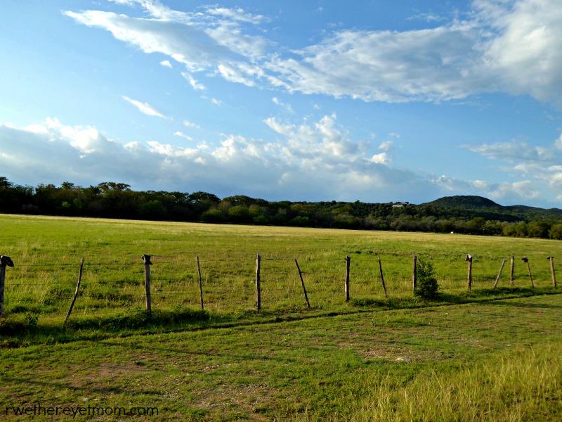 Mayan Dude Ranch land