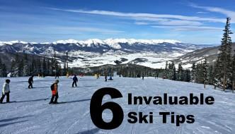 6 Invaluable Ski Tips