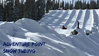 Snow Tubing at Adventure Point at Keystone Resort, Colorado