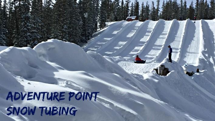 Snow Tubing at Adventure Point at Keystone Resort, Colorado