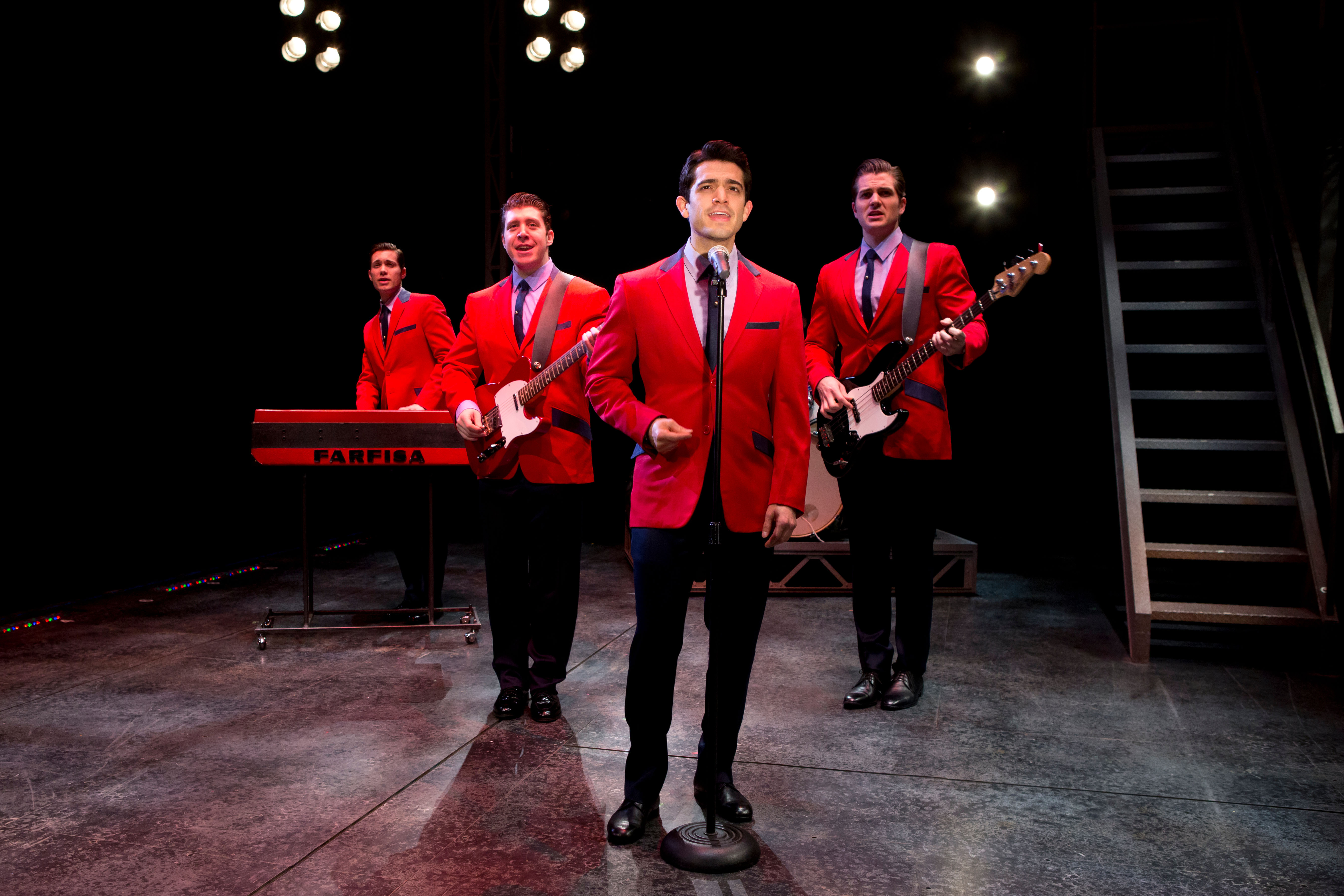 """Jersey Boys is not recommended for children under the age of 12 due to strong """"profane, authentic Jersey"""" language. The show also includes smoking, strobe lights and gun shots. The show also includes smoking, strobe lights and gun shots/5(22)."""