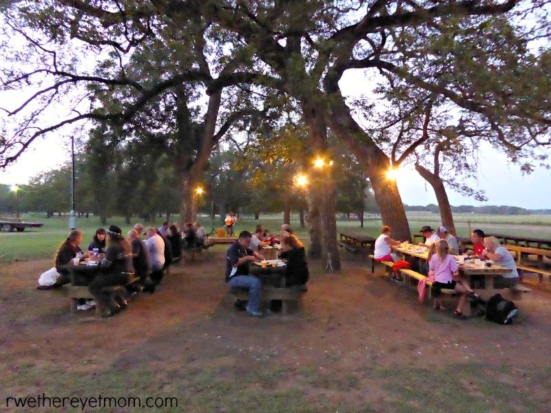 mayan ranch dinner