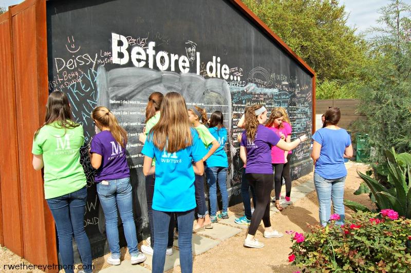 Before I Die Mural Austin Texas