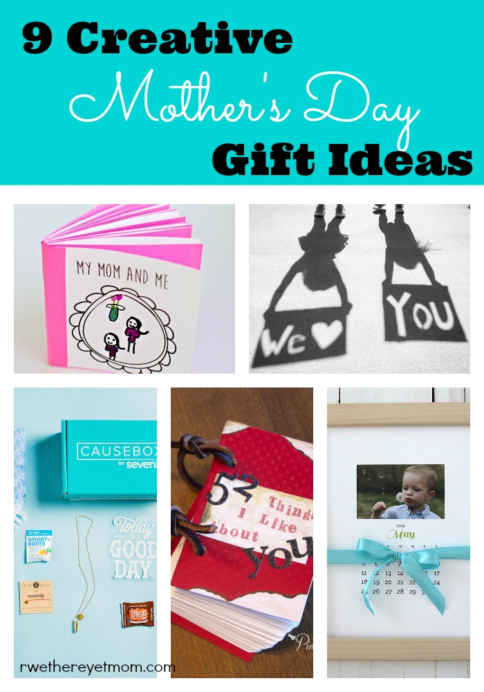 Creative Mother's Day Gift Ideas