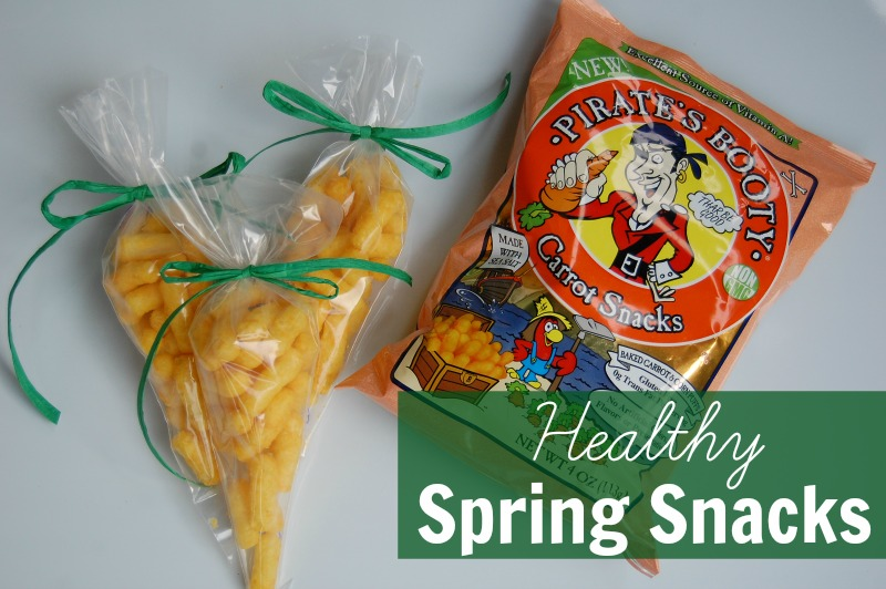 Healthy Spring Snacks