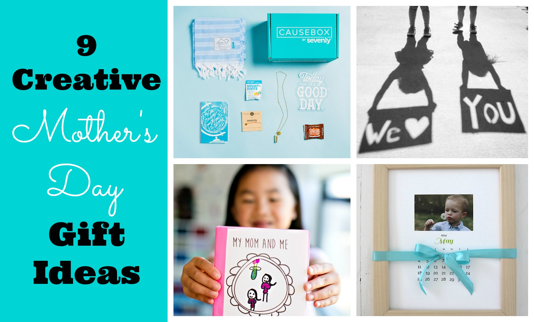 9 creative mother's day gift ideas | perfect mother's day gift