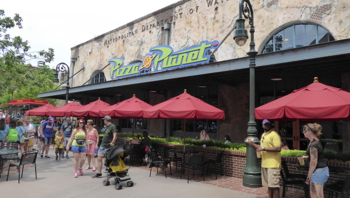 Pizza Planet at Disney's Hollywood Studios: Should You Go?