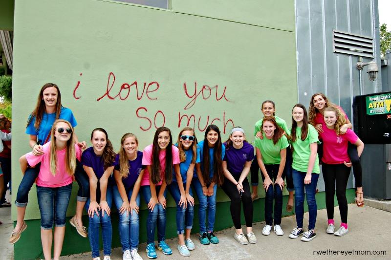 i love you so much mural Austin Texas