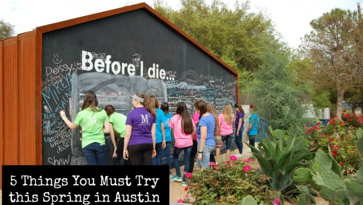 5 Fun Things You Must Try This Spring in Austin, TX