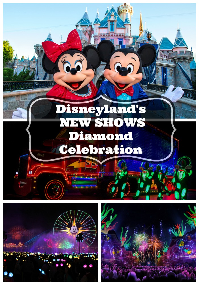 Disneyland's New Shows