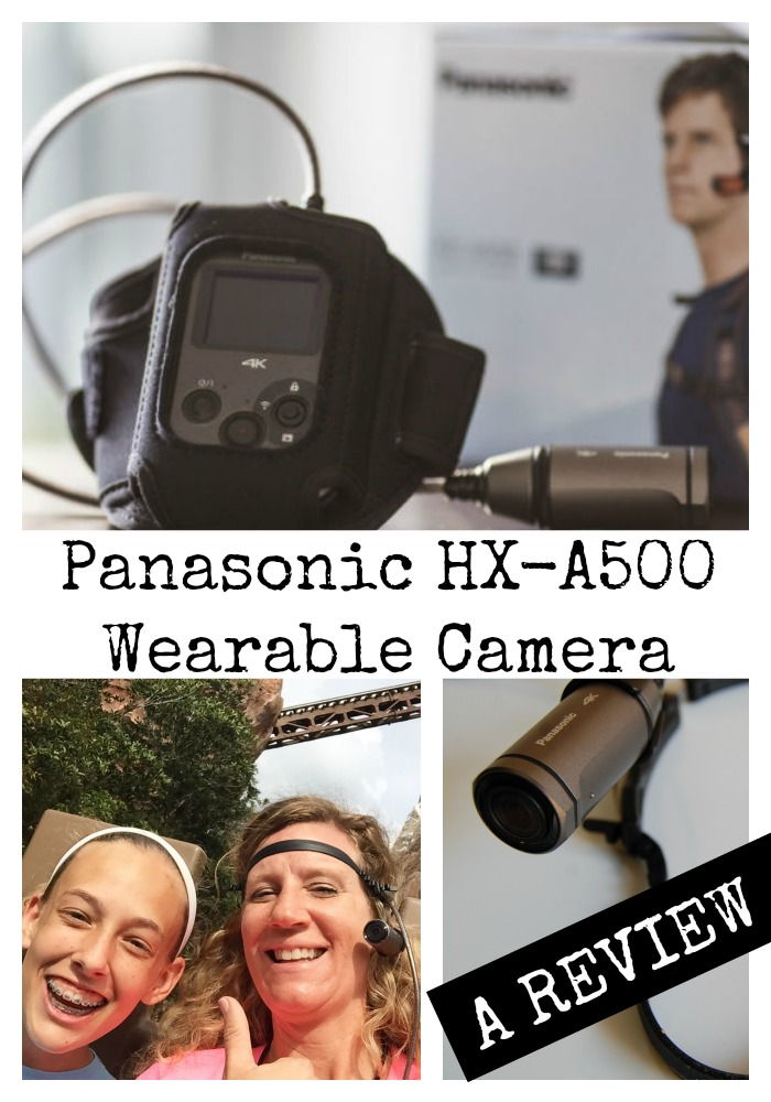 Panasonic HX-A500 (Like a Go-Pro) Review