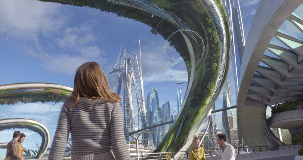 Disney's TOMORROWLAND Photo Credit: Disney 2015