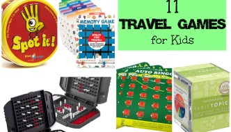 11 Best Travel Games for Kids