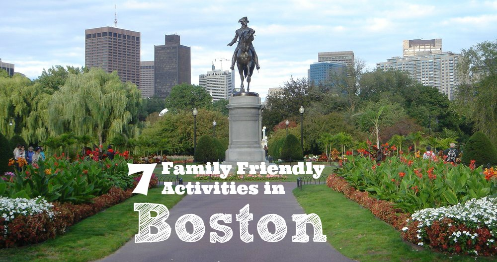 7 Family Activities in Boston