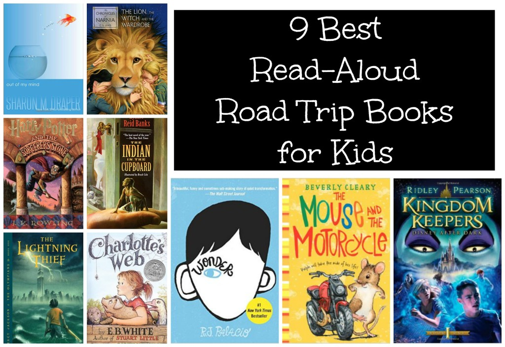 Road Trip Books for Kids